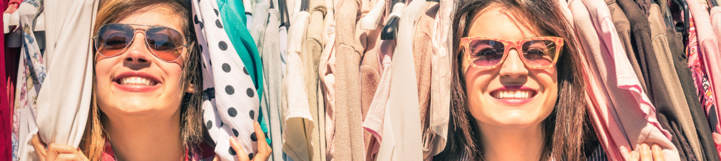 How To Update Your Wardrobe Without Breaking (Or Touching) The Bank